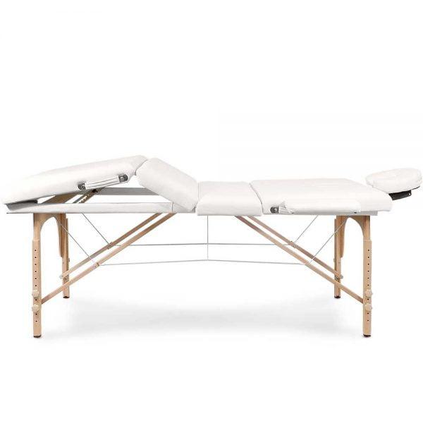 Stół rehabilitacyjny do masażu