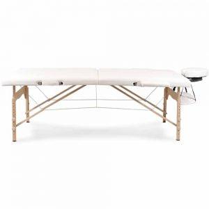 Mobilne łóżko do masażu
