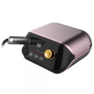 Wysokiej jakości frezarka kosmetyczna do paznokci 45 W LUX polecana jest do użytku profesjonalnego