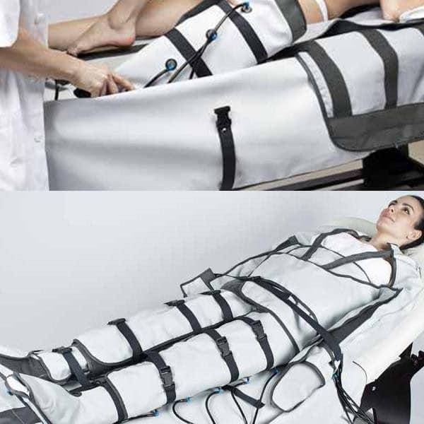 Urządzenie Presomasaż Masaż pulsacyjny