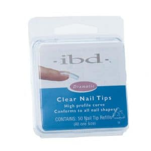 Tipsy clear # 3 50szt IBD