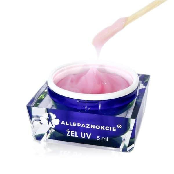 Żel budujący Jelly Milky Pink
