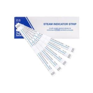 Testy kontroli sterylizacji w autoklawie 2x250szt
