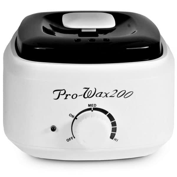 Zestaw podgrzewacz do wosku w puszce+wosk+paski
