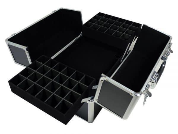 Zestaw frezarka Grey + kuferek czarny mały