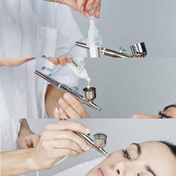 Urządzenie kosmetyczne infuzja tlenowa EXENTIAL
