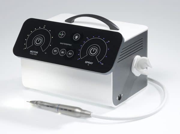 NSK Frezarka podologiczna MasterSpray NBX LED+PX65