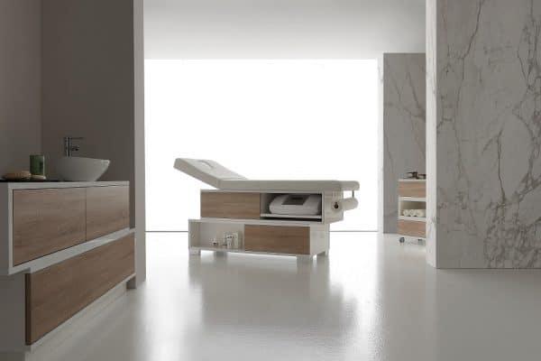 Łóżko kosmetyczne do masażu - SWING