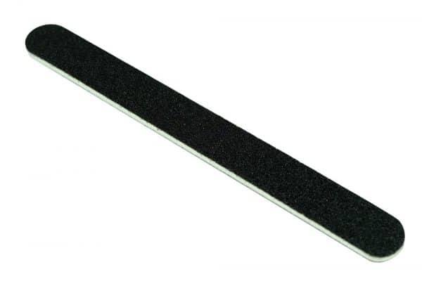 Pilnik PROSTY czarny 180/240
