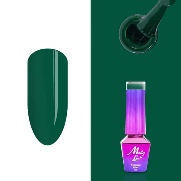 LAKIER MOLLY LAC REST&RELAX GREEN TO ME! 5ml nr 92