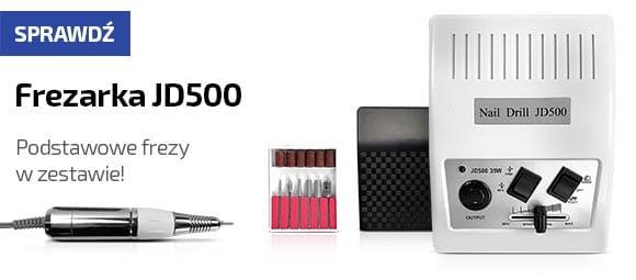 frezarka kosmetyczna jd500